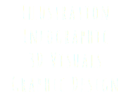 Illustration Infographic 3D Visuals Graphic Design